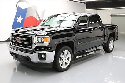 2015 GMC Sierra 1500 SLE Crew Cab Pickup 4-Door 2015 GMC SIERRA SLE CREW TEXAS 6-PASS NAV 20'S 45K MI #278759 Texas Direct Auto