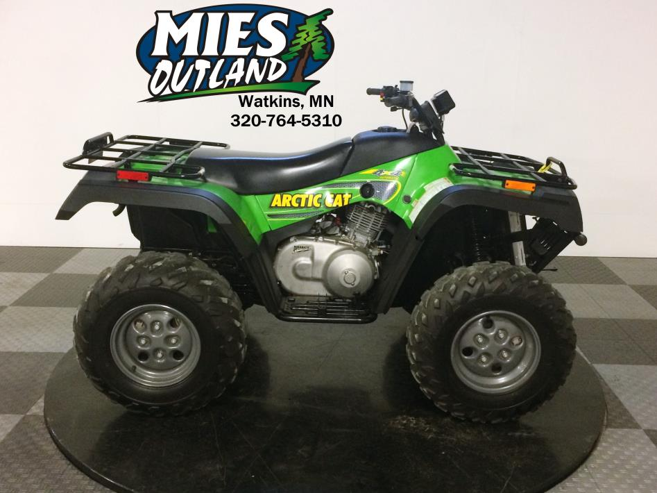 arctic cat 400 4x4 motorcycles for sale. Black Bedroom Furniture Sets. Home Design Ideas