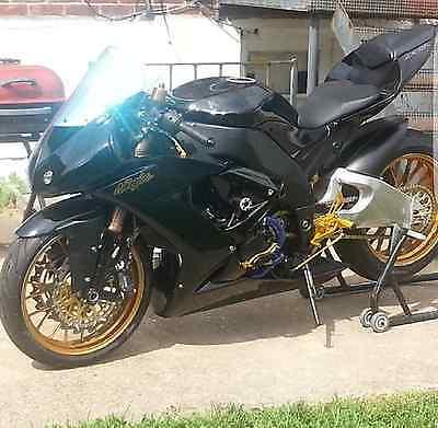 2008 Kawasaki Ninja  '08 kawasaki zx10r Highly Modified, Great Shape, Low Miles.