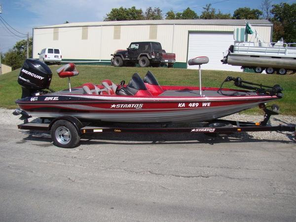 2007 Stratos 294 XL