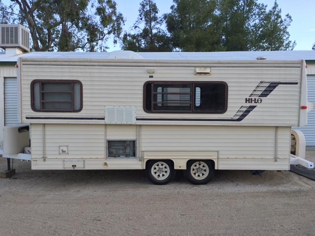 Hi Lo Rvs For Sale In California