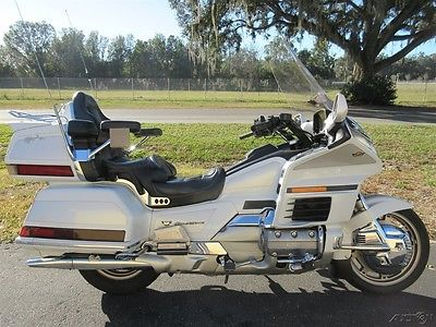 Honda Gold Wing gl1500 motorcycles for sale