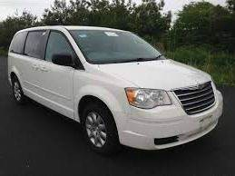 2009 Chrysler Town and Country LX Mini Van 4dr