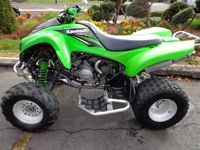 Kawasaki Kfx 700 motorcycles for sale in Pennsylvania