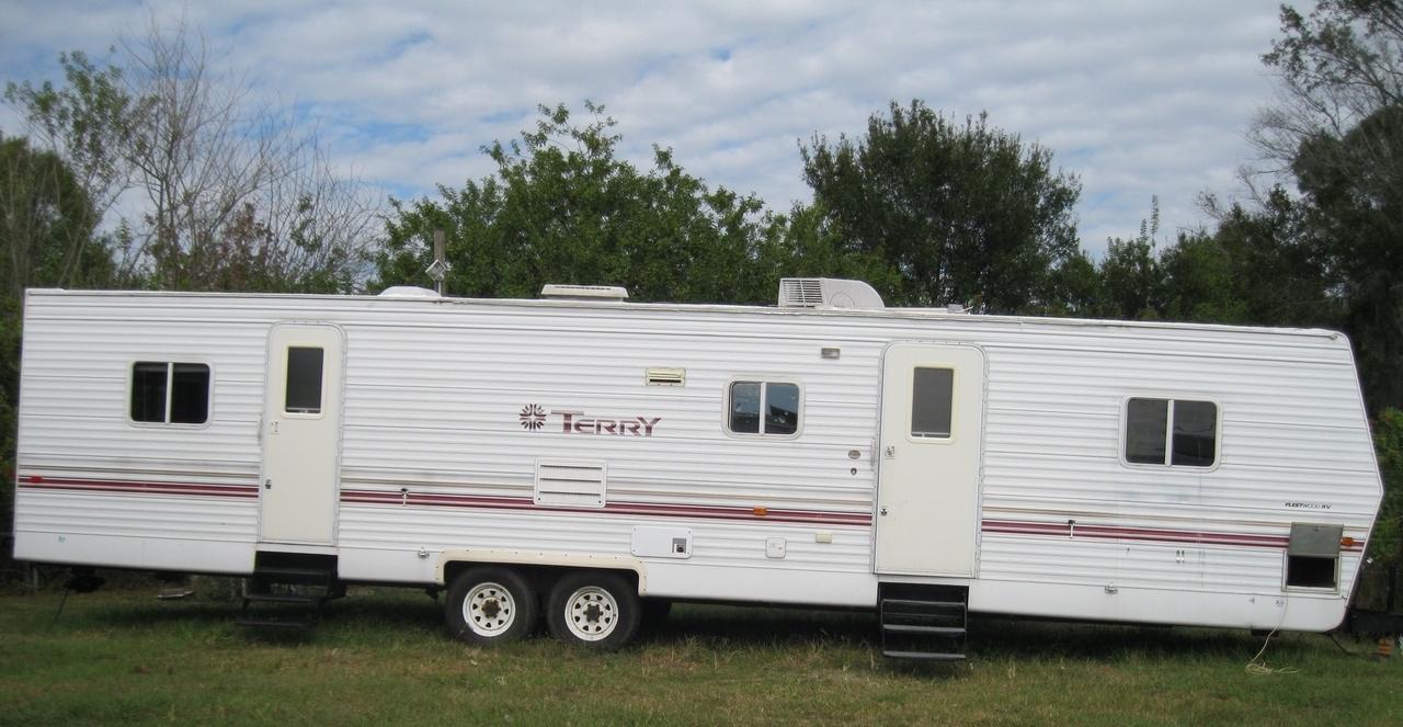 2006 Fleetwood Terry Travel Trailer Floor Plans