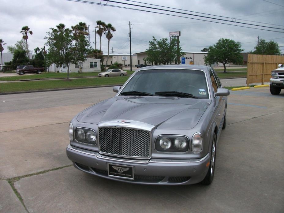 2000 Bentley Arnage  2000 BENTLEY ARNAGE #E.L.