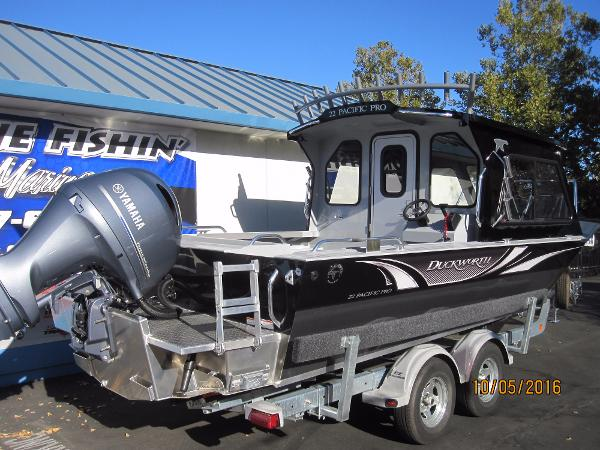 Duckworth Pacific Pro Boats for sale