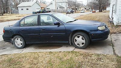 2000 Chevrolet Malibu LS Sedan 4-Door 2000 Chevrolet Malibu LS Sedan 4-Door 3.1L