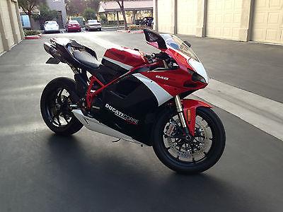 2012 Ducati Superbike  2012 ducati 848 evo corse se
