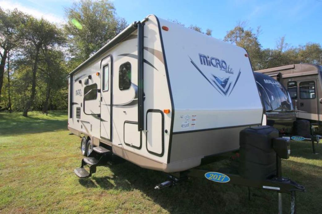 Forest River Flagstaff Micro Lite 25bhs Rvs For Sale