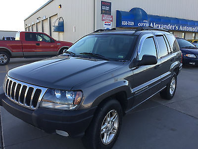 2003 Jeep Grand Cherokee Laredo 2003 JEEP GRAND CHEROKEE LAREDO 4X4