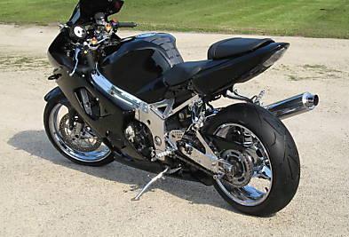 2013 Yamaha YZ 250