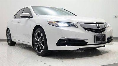 2015 Acura TLX 3.5L V6 2015 Acura TLX
