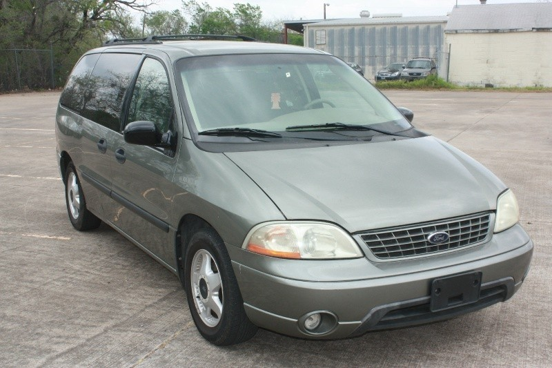 2003 Ford Windstar Wagon 4dr LX Fleet