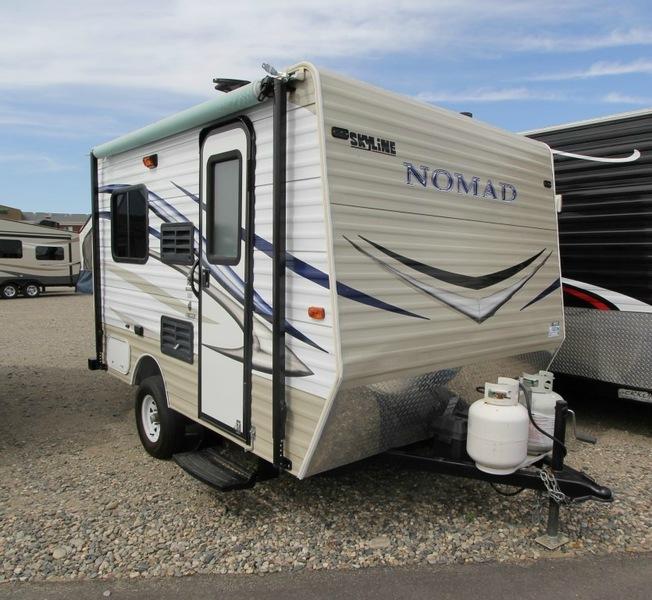 2013 Skyline Nomad 131B