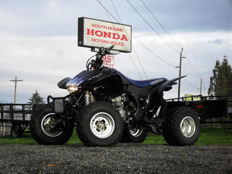 2008 Honda TRX 450R (Electric Start)