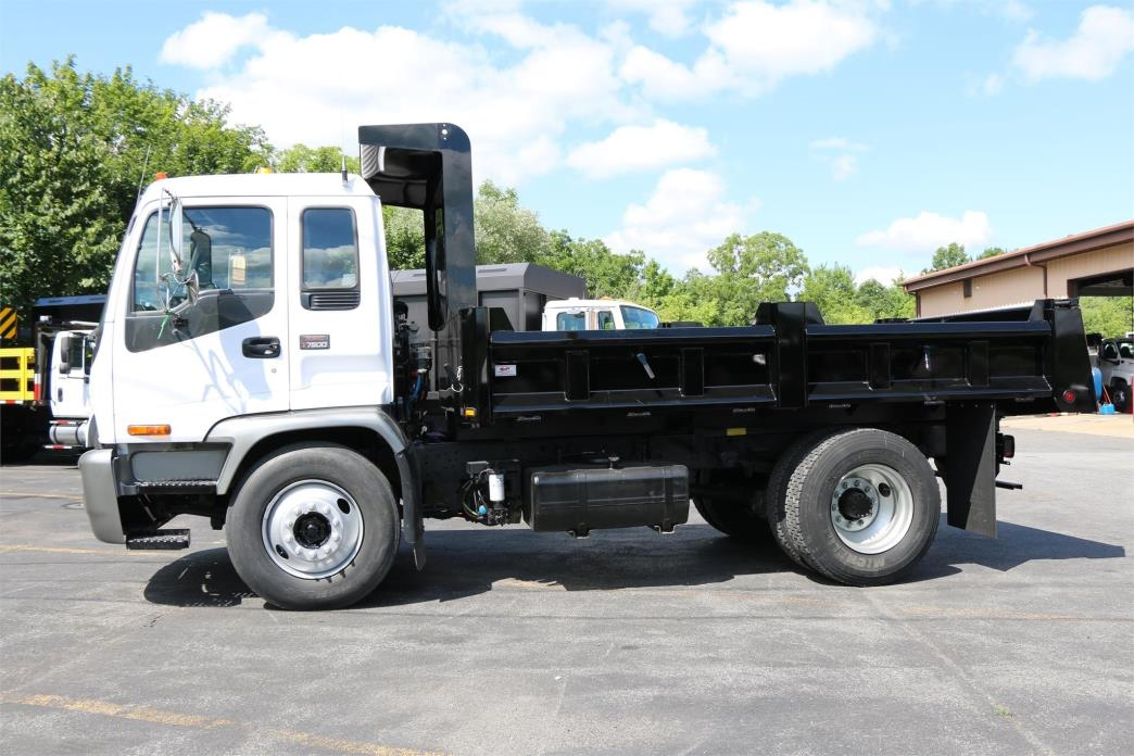 2006 Gmc T7500 Dump Truck