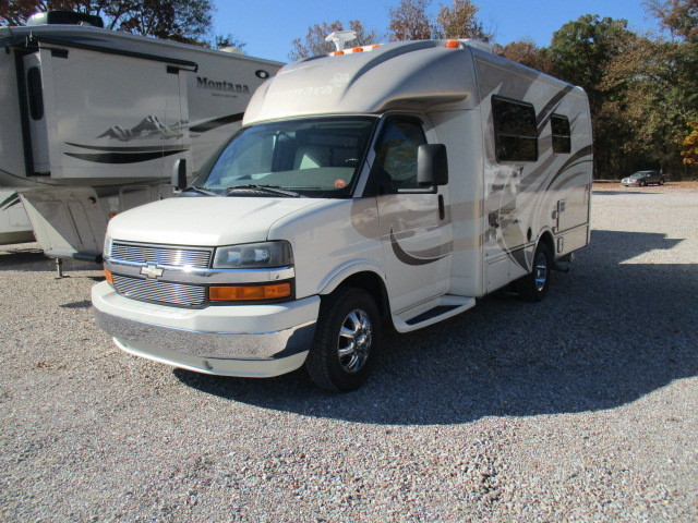 2007 Safari DAMARA TOURING 210