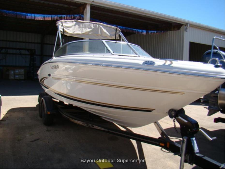 2002 Sea Ray 210 Signature w/5.7L EFI