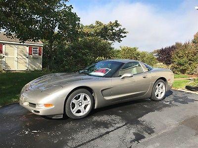 1998 Chevrolet Corvette  Chevrolet Corvette
