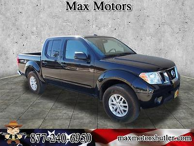 2016 Nissan Frontier SV 2016 Nissan Frontier SV 18205 Miles Magnetic Black Truck 4.0L V6 Automatic 5-Spe