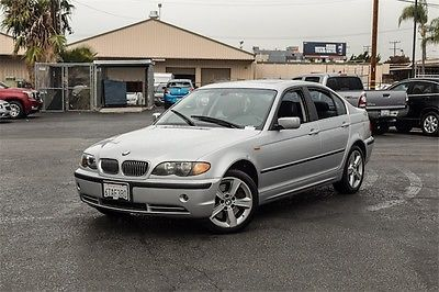 2004 BMW 3-Series 330xi 2004 BMW 3 Series 330xi 69386 Miles Silver 4D Sedan 3.0L I6 DOHC SMPI 5-Speed Au