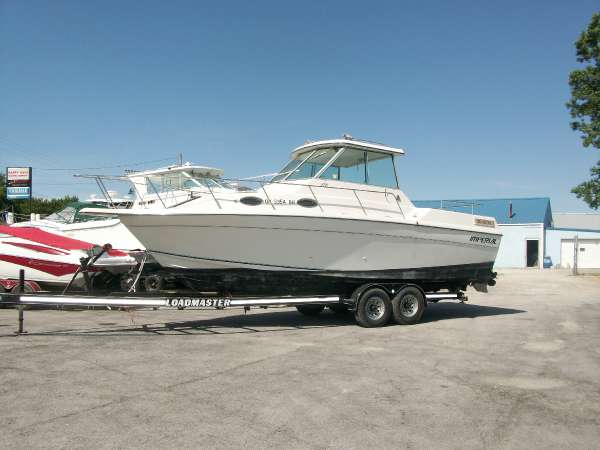 1994 Imperial 270 Fisherman HT