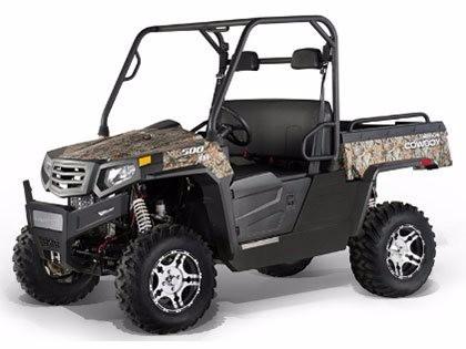 2016 Bennche Cowboy 500 ESP