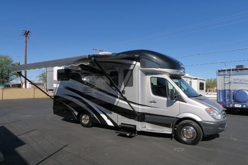 2012 Thor Motor Coach SIESTA 24SR