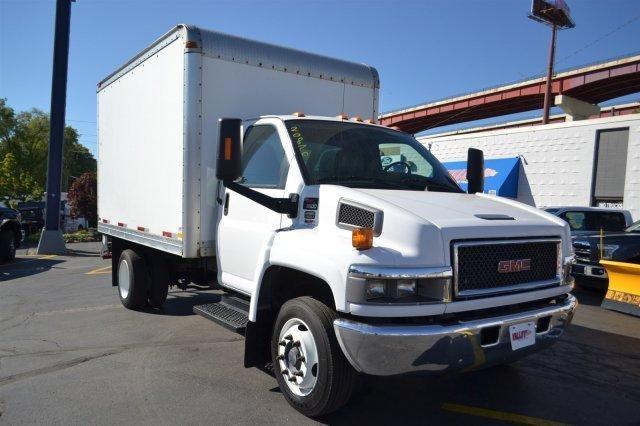 2008 Gmc C5500  Box Truck - Straight Truck