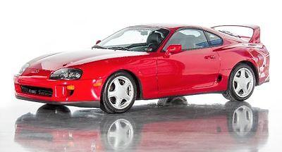 1994 Toyota Supra Twin Turbo Hatchback 2-door 1994 Toyota Supra Twin Turbo Hatchback 2-door 68,600 Miles Red