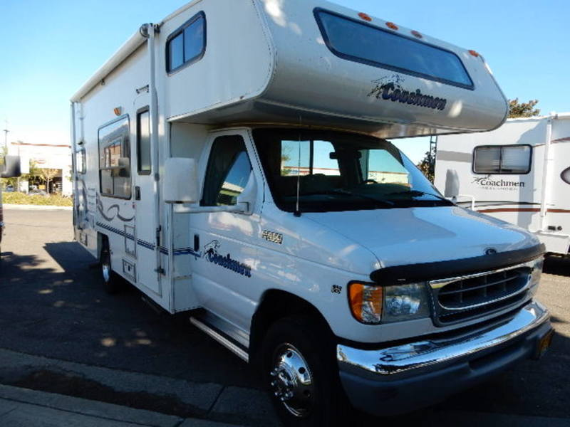2002 Coachmen Catalina Sport 220RK