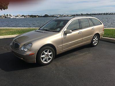 2003 Mercedes-Benz 200-Series automobile