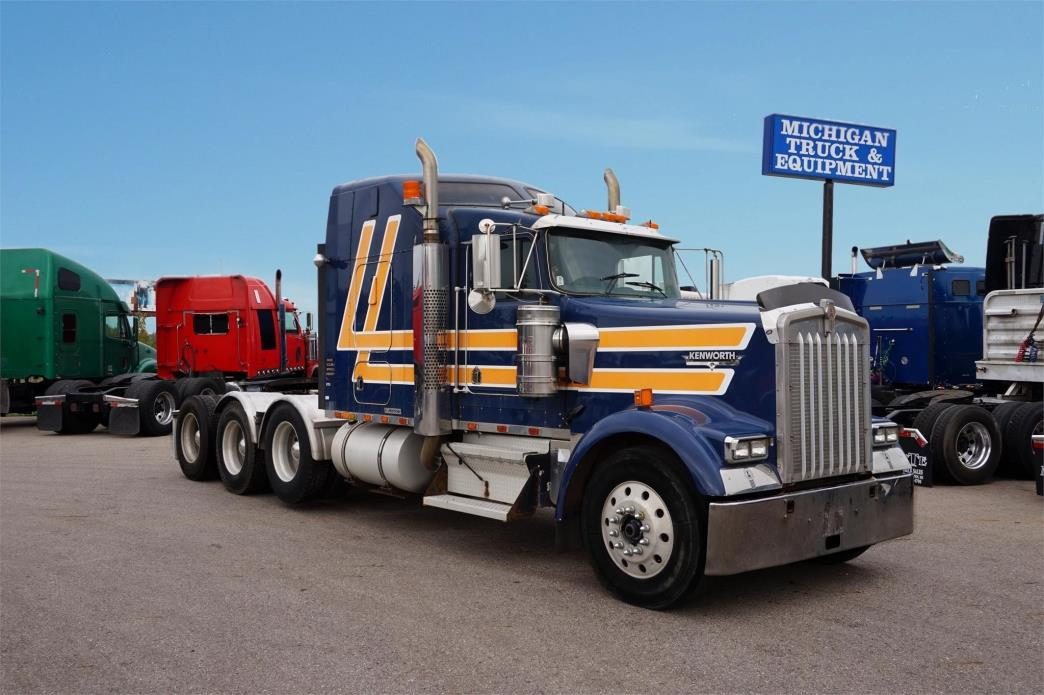 2000 Kenworth W900l Cars for sale