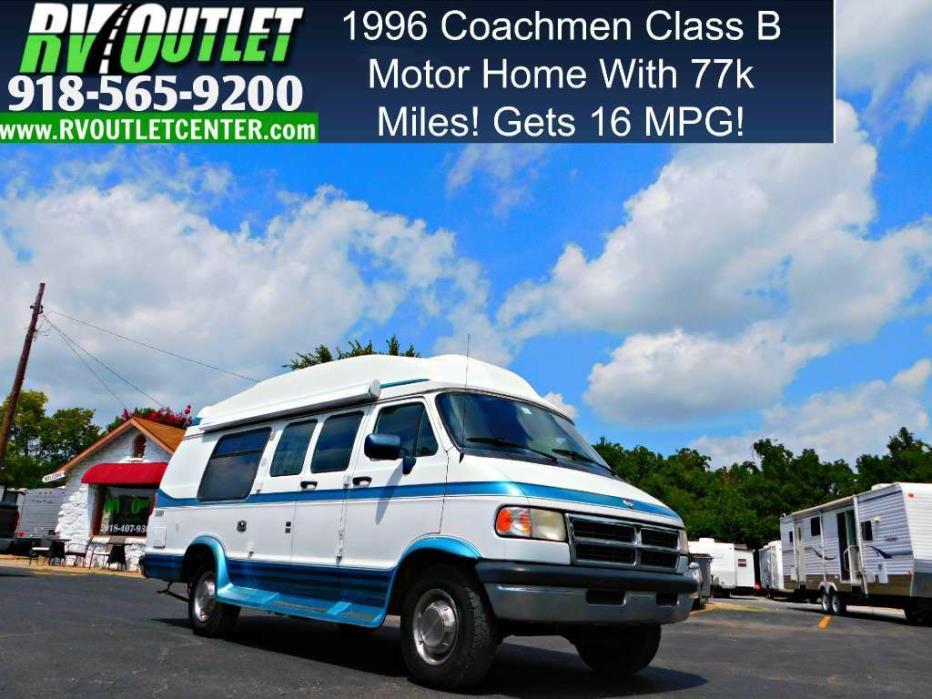 Coachmen 19 Ft Class B RVs for sale