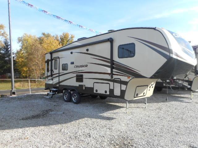 2017 Crossroads Rv Cruiser Aire CR25RL17