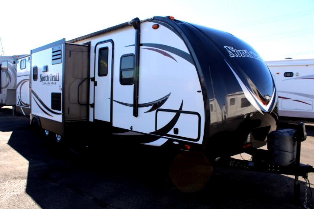 2015 Heartland North Trail 33BKSS