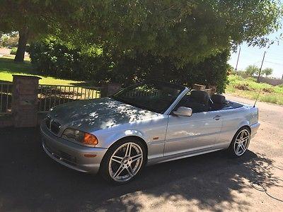 2002 BMW 3-Series 330Ci 2002 BMW 330Ci Convertible