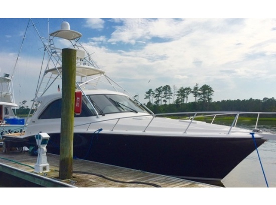 2012 Cabo Yachts Inc 44 HTX