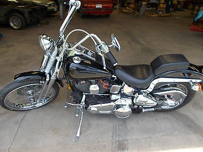 1988 Harley-Davidson Softail  1988 Harley Springer Softtail FXSTS