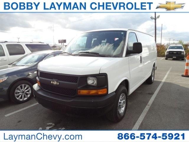 2007 Chevrolet Express Van G2500hd Cargo Van