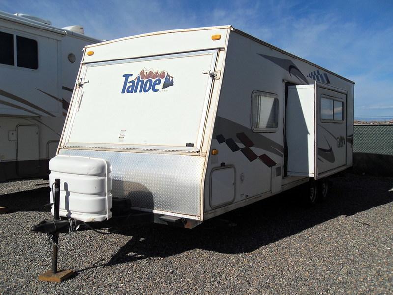 2005 Thor Tahoe 22BHS