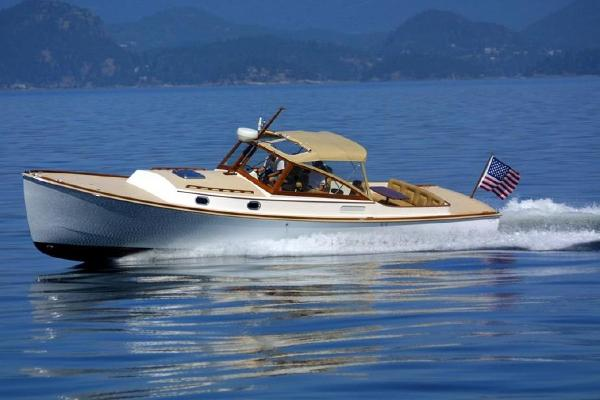 1996 Shelter Island Runabout