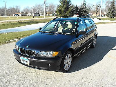 2004 BMW 3-Series XI *** 2004 BMW 325XI WAGON AWD RARE ***