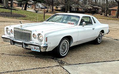 Chrysler Cordoba Vehicles For Sale