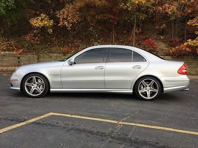 Mercedes Benz E55 Amg 2006 Cars for sale