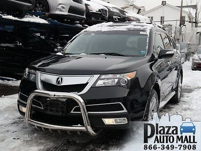 2010 Acura MDX 3.7L 2010 Acura MDX, Crystal Black Pearl with 56880 Miles available now!
