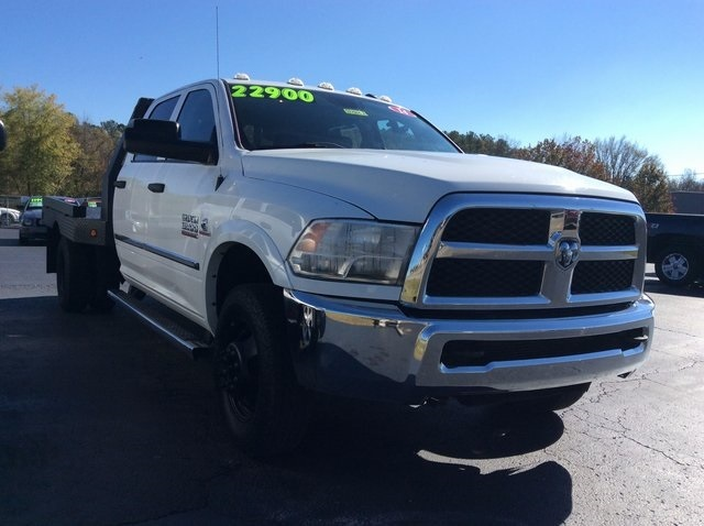 2014 Ram 3500hd  Cab Chassis