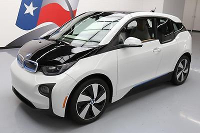 2014 BMW i3 Base Hatchback 4-Door 2014 BMW I3 E-DRIVE ELECTRIC GIGA NAV PARK ASSIST 11K #284815 Texas Direct Auto