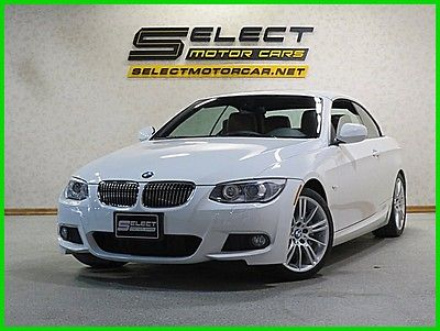 2013 BMW 3-Series i 2013 BMW 335I CONVERTIBLE
